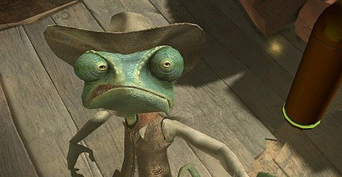 Yeehaw! Rango The Videogame (review)