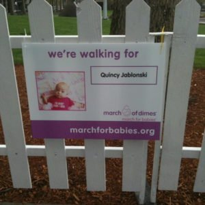 I'm a proud preemie mom…