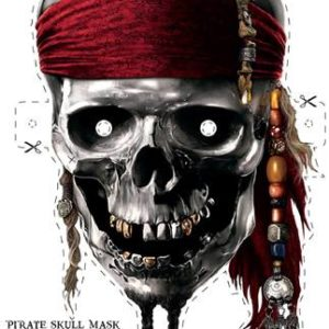 Shiver me timbers! Pirates of the Caribbean goodies for kids!