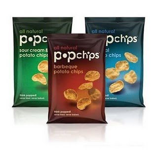 Thanks popchips! I'm headed to Bloggy Boot Camp!