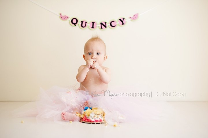Happy First Birthday Quincy!