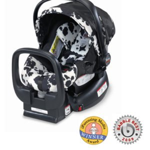 Synonymous with Safety, it's easy to choose the @Britax Chaperone