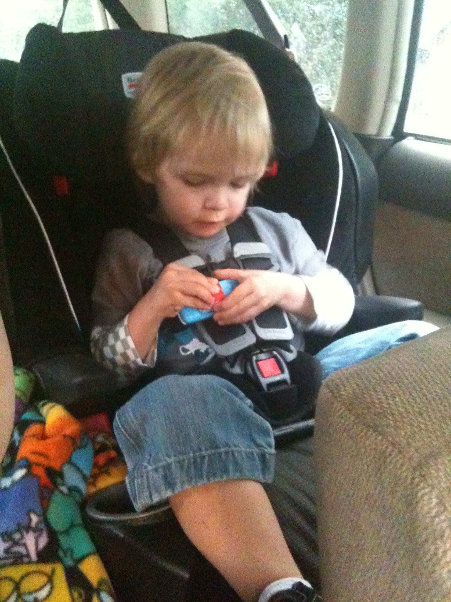 Carseat safety with @Britax