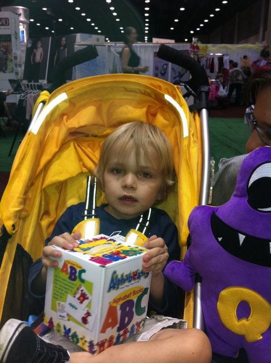 Some of our favorites from the ABC Kids Expo
