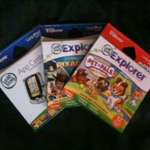 Leaping for @LeapFrog and the new LeapPad