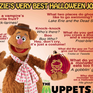 Happy Muppet Halloween!