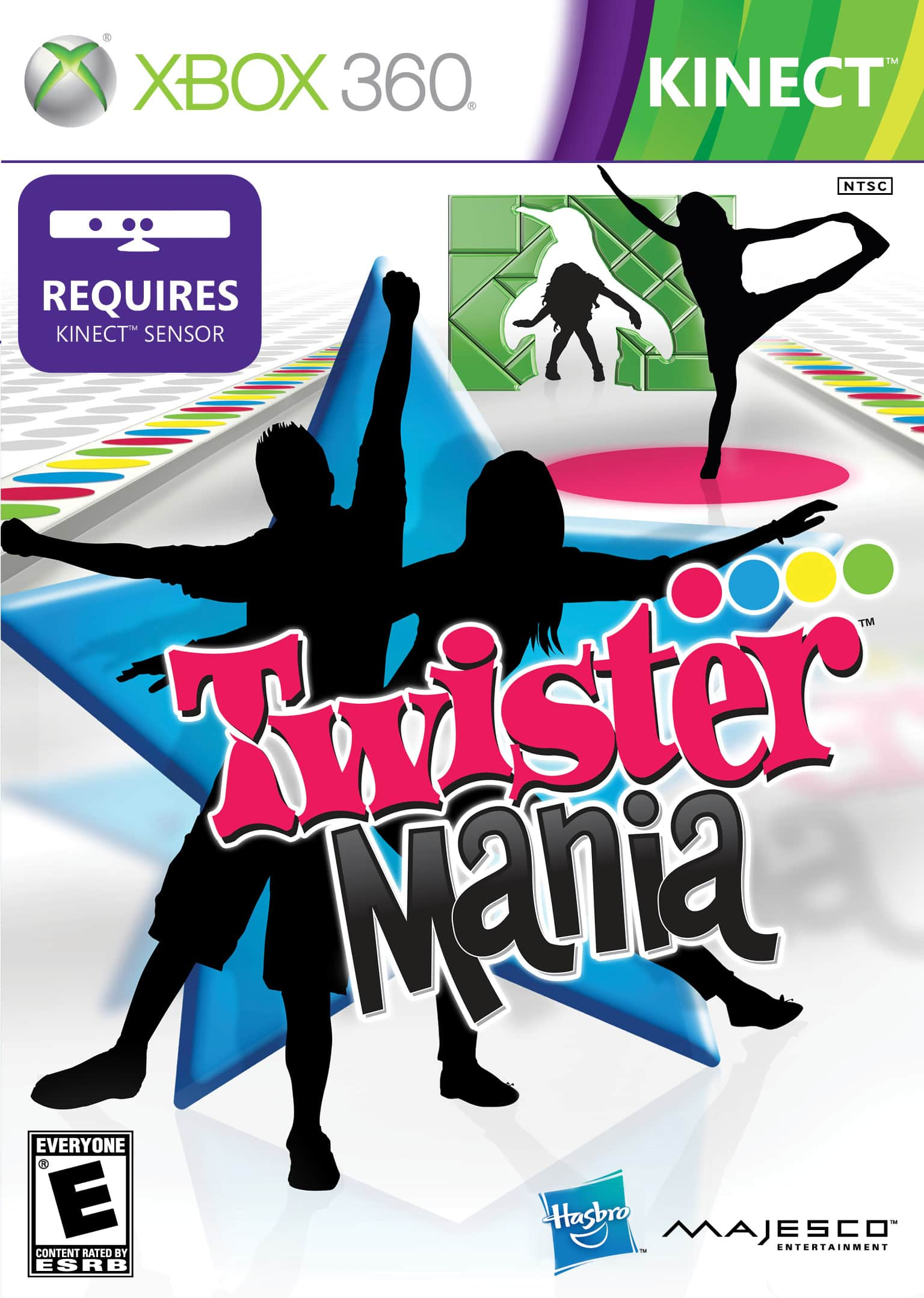 Twister™Mania is coming to the XBox! {press release}