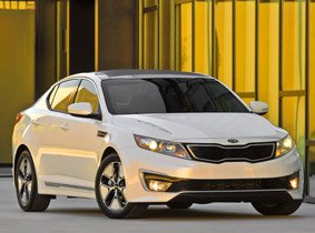 2011 Kia Optima Hybrid Delivers