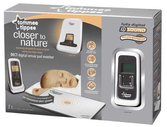 new tommee tippee closer to nature digital video and audio. Black Bedroom Furniture Sets. Home Design Ideas