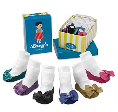 Lucy's Socks