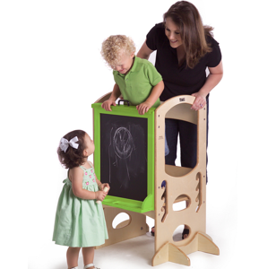 Grow up with Little Partners and the Learning Tower