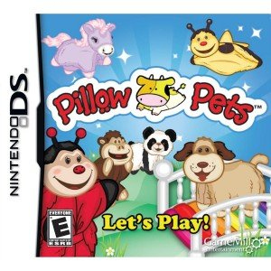 Pillow Pets – Now on Nintendo DS!!