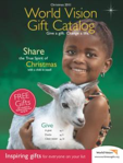 Give memorable gifts & help families around the world