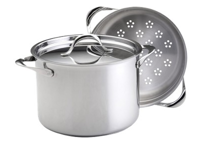 8-qt. Stainless Steel Multicooker
