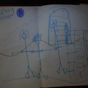 Preschool Crush – Wordless Wednesday {365.4)