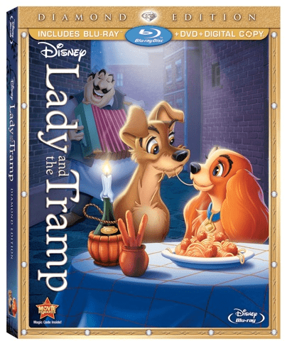 Lady and the Tramp ~ Fun activities!