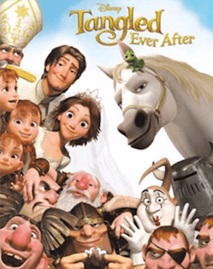 Sneak Peek! Tangled Ever After Preview