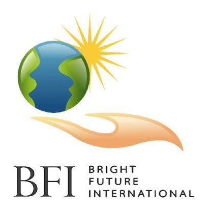 Make a difference, $1 at a time for Bright Futures International
