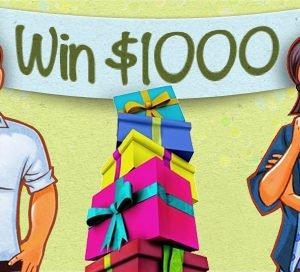 Swag Bucks is giving away $4,000!!!!!!!!!