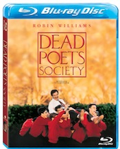 Dead Poets Society now available on Blu-Ray