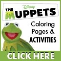 The Muppets –  Coloring & Activities