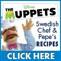 The Muppets – Swedish Chef & Pepe's Recipes!