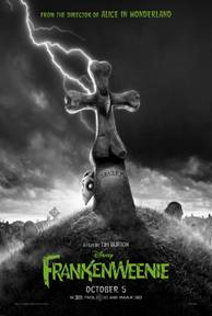 FRANKENWEENIE Trailer Debut!