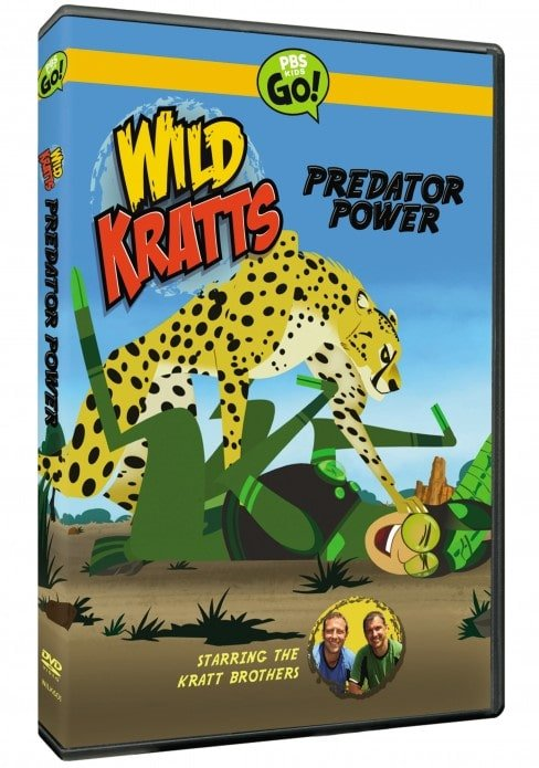 Wild Kratts : Predator Power