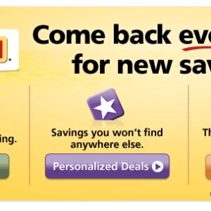 I'm headed to Safeway to learn better ways to save money! #safewayj4u