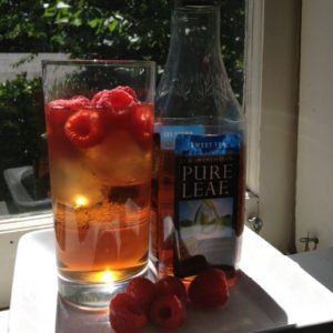 Summer Days and Pure Leaf Iced Tea