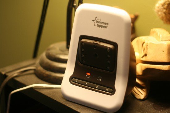 A mom's piece of mind: Tommee Tippee Closer to Nature Digital Video Sensor Pad Monitor