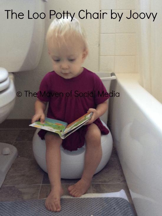 The Loo = Potty Learning Success {@Joovy Mom Review}