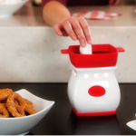 Maraschino Curve Velata Fondue Warmer {photo credit : Velata.com}