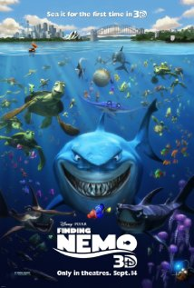 Finding Nemo 3D – In theaters Sept 14!