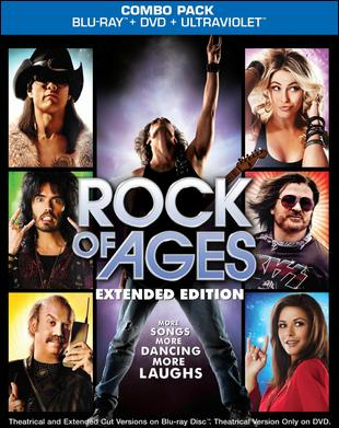 Get Rock of Ages on Blu-Ray at Best Buy on October 9th!