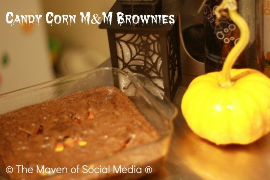 Candy Corn Brownies made easy with Walgreens. #BalanceRewards #Cbias
