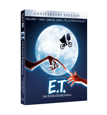 E.T. phones home on 10/9
