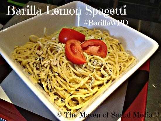 It's World Pasta Day!! Celebrate with Barilla! #BarillaWPD