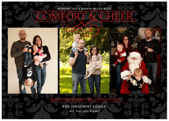 © Jablonski Christmas Card