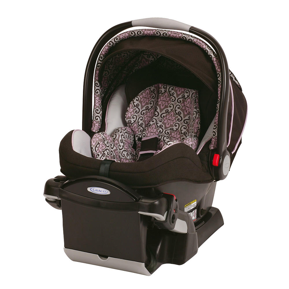 Graco Snugride Click Connect  Infant Car Seat Moonstruck