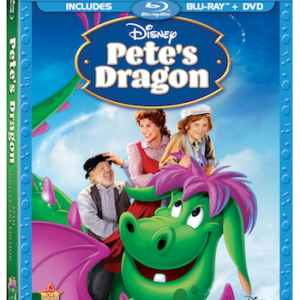 Pete's Dragon now available on Blu-Ray/DVD combo pack!