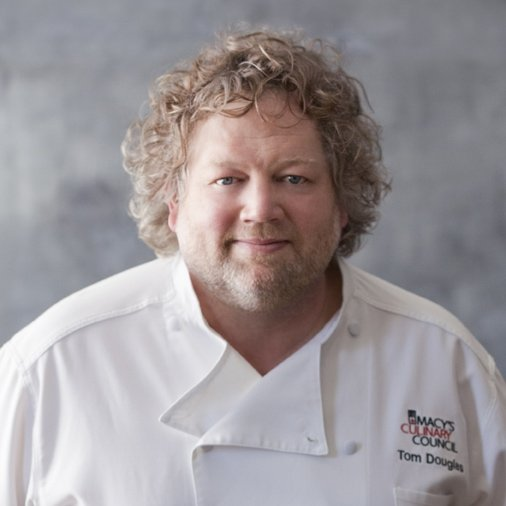 Join Macy's Culinary Council Chef Tom Douglas at Macy's Downtown Seattle 11/7