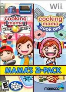 Mama's 2-Pack for the Nintendo Wii!
