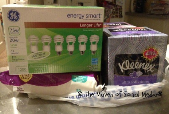 donate light bulbs
