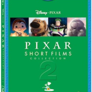 Pixar Short Films Collection: Volume 2 on Blu-Ray & DVD