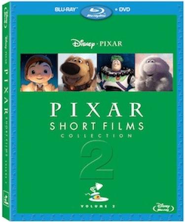 Pixar Short Films Collection: Volume 2 on Blu-Ray & DVD