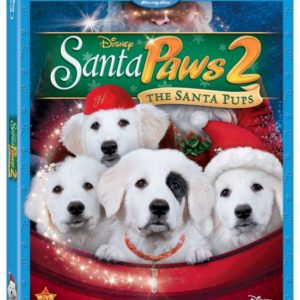 SANTA PAWS 2: THE SANTA PUPS on Blu-Ray