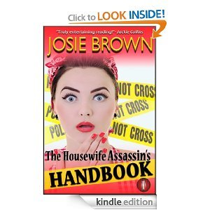 Free, 2 Days Only! THE HOUSEWIFE ASSASSIN'S HANDBOOK on Amazon Kindle!
