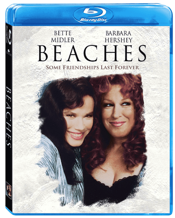 beaches blu-ray release
