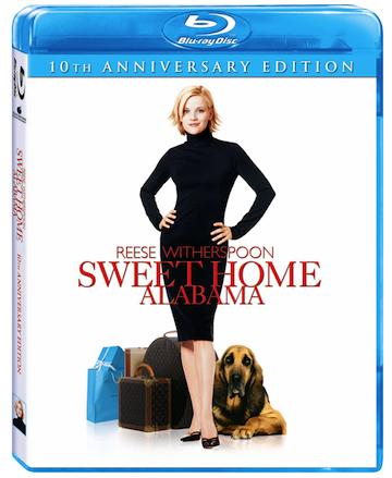 Sweet Home Alabama comes to Blu-Ray on 11/6!